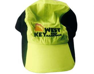 KEY WEST HALF MARATHON HAT