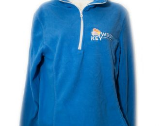 WOMEN'S FLEECE BLUE