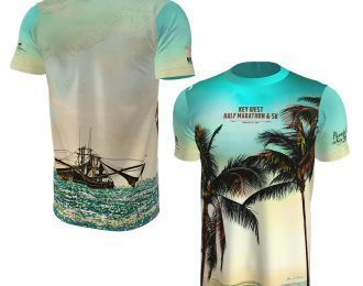 MEN'S  PALM/SHRIMP BOAT T-SHIRT