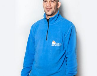 MEN'S FLEECE BLUE